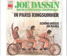 JOE DASSIN - In Paris ringsumher