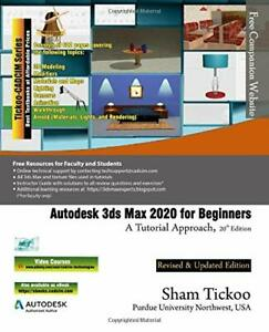 autodesk 3ds Max 2020 For Sale