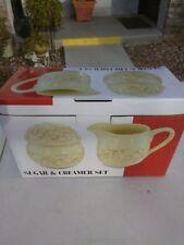 Creamer & Sugar Set