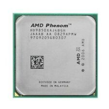 ESP AMD Phenom X4 9850 HD9850XAJ4BGH o WCJ4BGH (4 Núcleos, 2.5 GHz) Socket AM2+