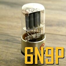 Shuguang China 1 x 6N9P 6SL7GT 6Н9C Valve Vacuum Tube 1PCS For Tube Amplifier CA