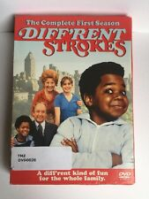 Different Strokes - The Complete First Season (DVD, 2004, 3-Disc Set)