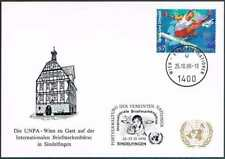 Onu Vienne  Mi 215 Internationalen Briefmarkenborse In Sindelfingen