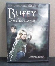 Buffy the Vampire Slayer   (DVD)    LIKE NEW