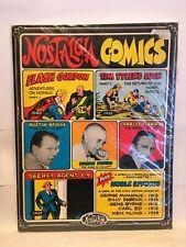 Nostalgia Comics #1 Comic Strip Reprints Collection | Flash Gordon