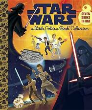 Star Wars Little Golden Book Collection (Star Wars) by Golden Boo 9780736436090