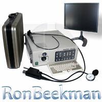 PENTAX EPM3500 VB1530T2 Bronchoscopy System Bronchoscope