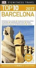 DK Eyewitness Top 10 Travel Guide Barcelona, DK, New Book