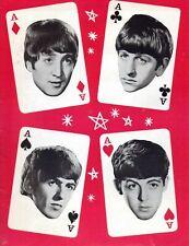 More details for beatles original mary wells 1964 four aces u.k tour programme