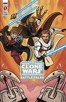 Star Wars Adventures Clone Wars Battle Tales #1 Second Print