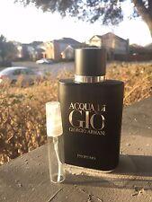 Acqua Di Gio Profumo EDP Giorgio Armani Sample - 5ml Decant Free Shipping!