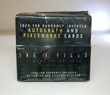 The X-Files I Want to Believe - Sealed Trading Card Hobby Box - Inkworks 2008