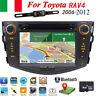 Autoradio For Toyota RAV4 RDS AUX Navigatore Gps DVD 2Din Dal 2006 Al 2012