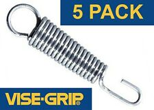 5 Pack Vise Grip Replacement Spring For Locking Pliers New Free Shipping USA