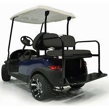 GOLF CART YAMAHA DRIVE 2017+ REAR SEAT BLACK, STEEL AND COMPOSITE