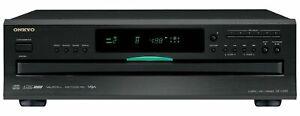 Onkyo DX-C390 CD Changer 6 Disc CD Player DXC390 CD & MP3 Player - New
