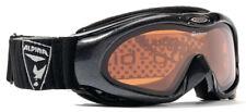 Alpina Bonfire QLH Skibrille Snowboardbrille Quattroflex Hicon