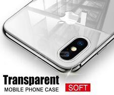 ZNP Premium Case Original Apple iPhone X Transparent Ultradünn Schutzhülle
