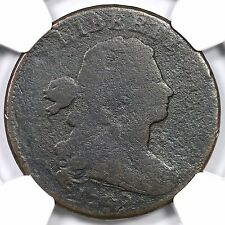 1799/8 S-188 R-2 NGC Good Details Draped Bust Large Cent Coin 1c
