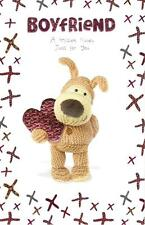 Boofle Boyfriend Valentine's Day Card Lovely Valentines Greeting Cards