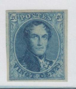 BELGIUM 11 1861  MINT HINGED OG * NO FAULTS EXTRA FINE !