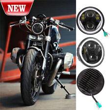 "Motorcycle 5.75"" Projector LED Light Daymaker Bulb Headlight For Harley Davidson"