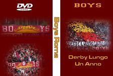 DVD BOYS ROMA 1972     DERBY    AS ROMA    ULTRAS    ROM   