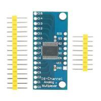CD74HC4067 Analogue/Digital MUX Breakout 16 Channel Multiplexer for arduino etc