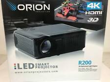 Orion Projection R200 LED Smart Projector - New in box
