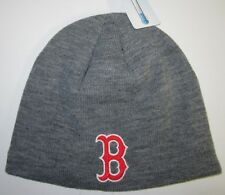Boston Red Sox Cool Max Beanie ~Knit Cap ~CLASSIC MLB Patch/Logo ~NEW ~Hot
