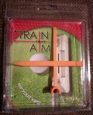 Train Your Aim Golf Training Aid