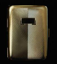 Hansaware Berlin Pocket / Cigarette Case Made in Germany 845/B 83