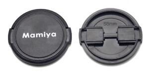 One New Mamiya 58mm Front Lens Cap for Mamiya Lenses NEW
