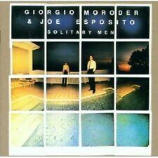 "Giorgio MORODER ""Solitary Men"" CD NUOVO"