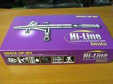 New Anest Iwata HPBH HP-BH Hi-Line 0.2mm Airbrush