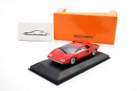 #940103101 - Minichamps Lamborghini Countach LP 400 - Rot - 1970 - 1:43