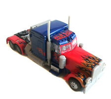 "TRANSFORMERS ROTF Leader OPTIMUS PRIME 10"" deluxe figure with Sound FX"