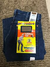 Wrangler Men's Original Fit Cowboy Cut Jeans 28-32, 13MWZ (Multiple Colors)