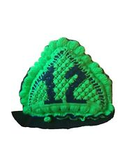 No 12 go Seahawks. Handmade pillows heart shape. Made in USA.