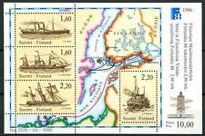 """FINLANDIA - BF - 1986 - """"Finlandia '88"""". Esposizione Filatelica Int. ad Helsinki"""
