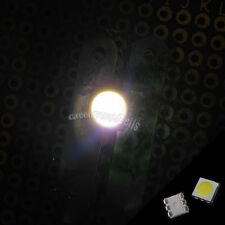 10 pcs PLCC-6 5050 POWER SMT SMD 3 CHIPS Natural White LED Llight Lamp Bright