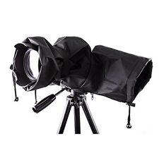 Protège pluie anti-pluie pour Nikon D5200 D7100 D90 D70 Canon 7D 5D II III