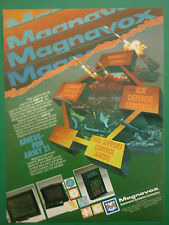 5/1986 PUB MAGNAVOX ELECTRONIC TACTICAL COMBAT DATA & COMMAND CONTROL SYSTEMS AD