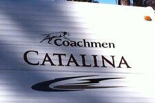 Coachmen Catalina Decals RV sticker decal graphics trailer camper rv Sticker