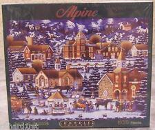 "Jigsaw puzzle Explore America Alpine Utah NEW 500 piece Made in USA 24"" x 18"""