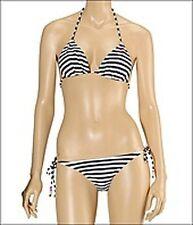 Rusty Triple Threat Swimwear (M) White