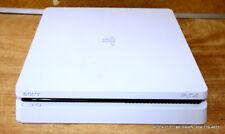 Sony PlayStation 4 Slim 500GB Gaming Console - White CUH-2015A  Read