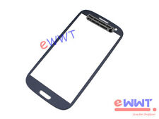 for Samsung Galaxy S3 III Neo i9301i * Replacement Blue Front Glass Lens ZVGS113