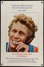 Steve McQueen THE REIVERS 1970 Original One Sheet Film Movie Poster 27 x 41 inch