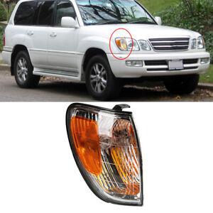 For Lexus LX470 1998-2007 Right Side Marker Corner Parking Lights Turn Signals